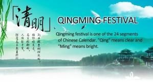 quing ming