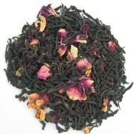 dry rose tea