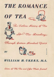 ROMANCE OF TEA 1936 COVER